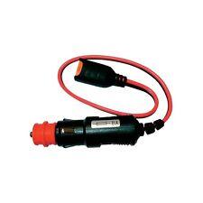 CTEK Multi Cavo accendisigari, Cavo di collegamento per 21mm e 12mm prese di corrente