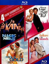 Matthew McConaughey: 4 Film Favorites (Blu-ray Disc, DVD, ) new! GAY INTEREST!
