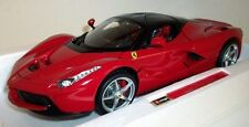 Burago 1/18 scale 18-16901R Ferrari LaFerrari signature series Rosso red