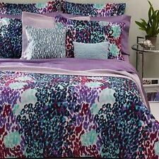 Diane Von Furstenberg ANIMAL GARDEN 5P King Duvet Cover Set