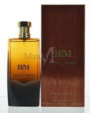 Hanae Mori Him for Men Eau de Toilette 3.4 oz 100 ml Spray for Men