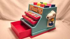 Vintage A Child Guidance Snoopy's Shape Register Peanuts no51740 Hong Kong SALE