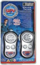 Kids Walkie Talkies Set Spy Academy Walkie Talkie Handheld Radio