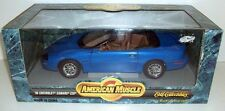 1/18 Scale Die-Cast Blue 1996 Chevrolet Camaro Z28 by ERTL