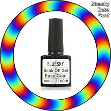 BLUESKY ™ BASE COAT 10ml UV-LED GEL SOAK OFF SMALTO