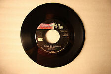 BONNIE AND THE TREASURES doo-wop 45 Home Of The Brave / Our Song - Phi-Dan