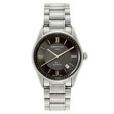 CERTINA DS 1 Automatic Mechanical Stainless Steel Swiss Dress Watch ETA 2824-2