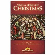 Sing a Song of Christmas by Joseph M. Martin and Michael Barrett (2013,...