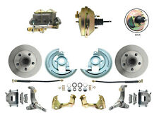 1962-1967 Chevy Nova Power Front Disc Brake Conversion Kit  MBM