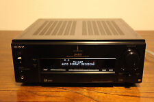 SONY STR-DA3ES RECEIVER 6.1 CHANNEL Digital Cinema Sound STR DA3ES