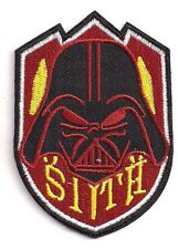 "Star Wars Darth Vader SITH Logo 3.25"" Patch- FREE S&H (SWPA-CD-93)"