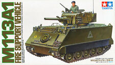 TAMIYA KIT 1:35  M113A1 FIRE SUPPORT VEHICLE ART 35107