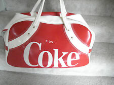 Coke a Cola Gym Bag ~ Canada ~ Coca-Cola ~