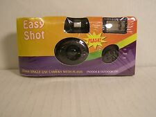 EASY SHOT Single-Use One Time Use Disposable 35mm Film Camera with Flash