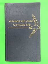 1946 Audubon Bird Guide Eastern Land Birds Richard Pough Don Eckelberry Society