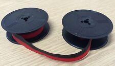Remington Personal Riter typewriter ribbon black / red