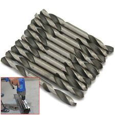 10Pcs Twisted Double Ended Drill Bit Set 4.2mm Metal End For Drilling Hole ex1l