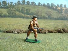 Airfix World War 2 British soldier advancing 1:32 painted