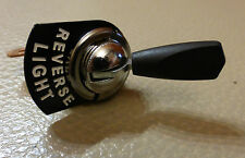 Landrover Series 2 3 Instrument Toggle Switch Genuine Lucas RTC430 Reverse Light