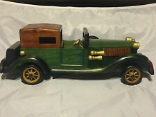 Hand Made Wood Model Car 1930 PACKARD 14""