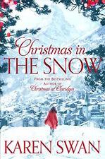 KAREN SWAN __ CHRISTMAS IN THE SNOW __ BRAND NEW __ FREEPOST UK