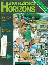 1980 Ham Radio Horizons Magazine: Field Day Fun/Surplus P.C. Boards