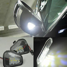Vw Volkswagen CC 12-14 EOS Passat LED Side Under Mirror Puddle Light mirror