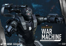 Hot Toys War Machine Diecast Movie Masterpiece 1/6 Scale Figure Iron Man 2 New