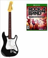 Rock Band 4 Wireless Guitar Bundle- Xbox One New