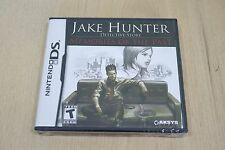 Jake Hunter: Detective Story -  Nintendo DS  New Factory Sealed