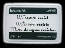 NEW Ranger Inkssentials Watermark, Resist, Embossing Ink Pad