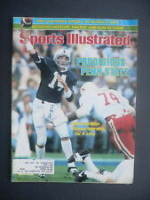 Sports Illustrated October 4, 1982 Todd Blackledge Penn St Walker NCAA Oct '82