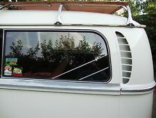 Jail Bars Rear & Side Window For VW Baywindow Type 2 Jailbar Bay Camper Bus AAC