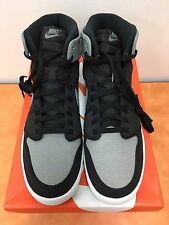 CONDITIONAL ITEM - AIR JORDAN RETRO 1 HIGH OG KO BLACK SHADOW 638471-003 SZ 12