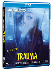 TRAUMA - Blu Ray - Sin cortar Versión