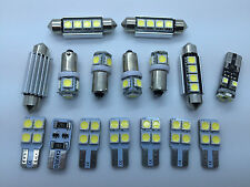 AUDI A3 S3 RS3 8P FULL LED Interior Lights 16 pcs SMD Bulbs White Error Free