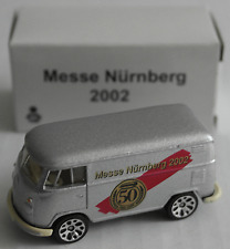 "Matchbox – VW T1 Transporter ""Messe Nürnberg 2002"""