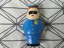 SOUTH PARK Officer Barbrady LLAVERO KEYRING de 3D (1998)