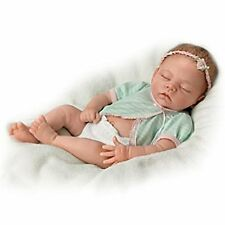Adorable Morgan  20''So Truly Real Baby Doll by Ashton Drake