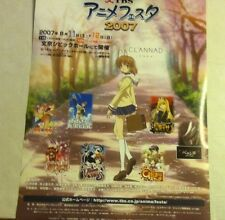 Clannad Anime Promo Poster (B)
