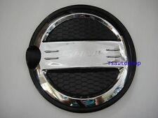 FOR CHEVROLET SONIC 2012 5 DOOR HATCHBACK CHROME+BLACK OIL FUEL CAP COVER