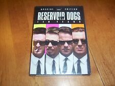 RESERVOIR DOGS Special Ediiton 2 Disc Ten Years Quentin Tarantino DVD SET NEW