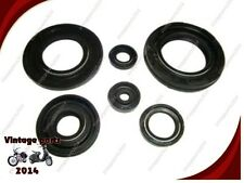 GENUINE YAMAHA RD 350 400 CC MOTORCYCLE ENGINE OIL SEAL KIT SEALS