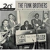 The Funk Brothers: Millennium Collection: (CD)