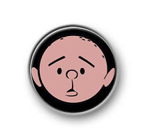 "KARL PILKINGTON / 1"" / 25mm / pin button / badge / novelty / funny / idiot"