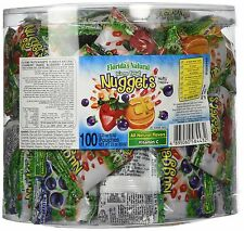 Florida's Natural Fruit Juice Kosher Mini Mini Nuggets Bags (100 Ct.)