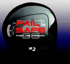 #1 DISTANCE + ACCURACY GEEK GOLF FS3 FAIL SAFE 3 WORLD LONG DRIVE COMPONENT HEAD