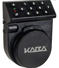 Kaba Mas Auditcon Model 52 Deadbolt Lock Package Vertical Keypad