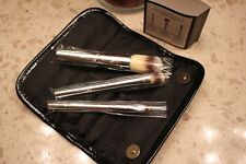 IT Cosmetics YOUR BEAUTIFUL BASICS MINI TRAVEL BRUSH SET liner/brow, face, eyes!
