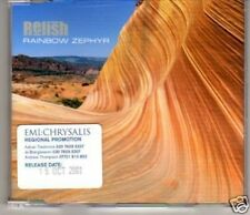 (E796) Relish, Rainbow Zephyr - DJ CD